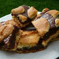 """Can't Leave Alone Bars --""""These bars truly live up to their name. Every time I bring them to a gathering, they are the first to go, and I am always asked for the recipe."""""""