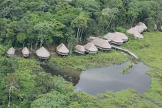 Earlier this year, the Achuar people took on full ownership of the Kapawi Ecolodge and Reserve, a responsible vacation lodge in Ecuador. The Achuar people, who've lived in the Amazon Basin as for thousands of years.