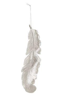 Primark - Feather Hanging Tree Decoration