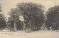 Village green 1910.