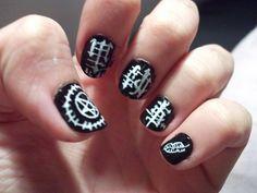 Kuroshitsuji Nails