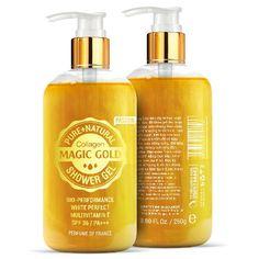Gel Tắm Vàng Collagen Dưỡng Trắng Chống Nắng LANGCE - Giá 108.000đ