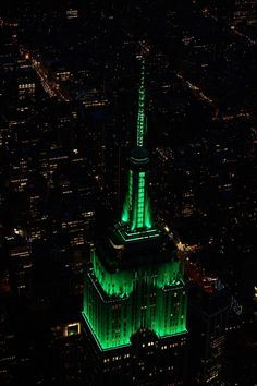 Tower Lighting 2015-07-18 00:00:00 | Empire State Building