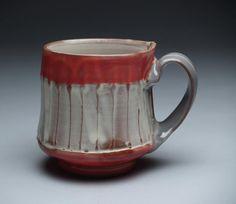 Martina Lantin, Red Rim Mug
