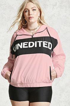 Plus Size Unedited Jacket