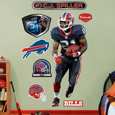 C.J. Spiller, Buffalo Bills