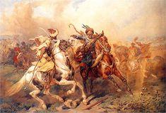 "battle - ""Dance"" with Tartar warrior"