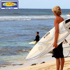When you arrive make friends with the locals; it is the best way to find out about where and when to surf the local breaks. Be friendly and open. #Surfing #TravelingTips #Friends