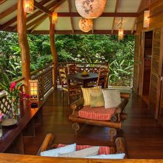 Casa Pizote - Houses for Rent in Puerto Viejo de Talamanca, Limon, Costa Rica Modern Wooden House, Small Modern House Plans, Modern Small House Design, Dream Home Design, Bamboo House Design, Wooden House Design, Tropical House Design, Tropical Houses, Cottage Style House Plans