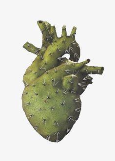 My hearts a cactus so stay back. Well that explains why you're such a prick. Ragnor Fell, Slytherin Aesthetic, Anatomy Art, Arte Popular, Grafik Design, Heart Art, Oeuvre D'art, Art Inspo, Illustration Art