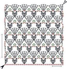 patrón de crochet
