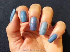 Nails, Food and More: Anny - Blue Fashion Show und Lieblingskombi [Blue Friday]