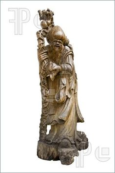 ancient Chinese carving