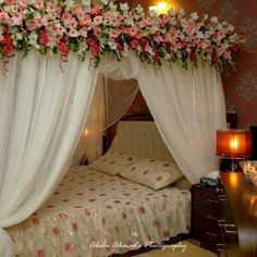 Post Feeds Great for coming to our site. You are appreciated to navigate to Wedding Room Decorations. This awesome Wedding Room Decorations will guide. Bridal Room Decor, Wedding Night Room Decorations, Romantic Room Decoration, Romantic Bedroom Design, Flower Room Decor, Wedding Reception Backdrop, Bedroom Night, Room Decor Bedroom, Wedding Bedroom