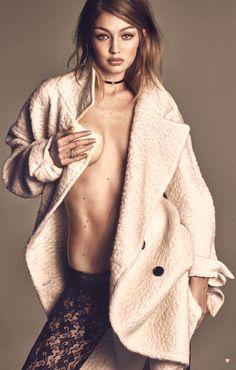 Gigi Hadid ♥ Vogue Japan