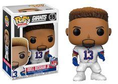 Funko Pop NFL Wave 4 Odell Beckham Jr. (Giants Color Rush)