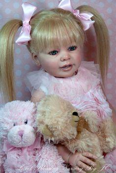 Ann Timmerman doll