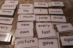 Sight words are words that are frequently used in children's books.Teaching a young child who is an emergent reader (a child who is noticing and t