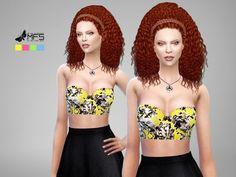 MissFortune's MFS Summer - Floral Bra