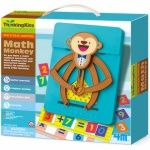 The Maths Monkey game teaches maths, problem solving, fine motor skills and curiosity and includes a maths monkey calculator, number cards, addition and multipl. Math Games For Kids, Fun Math, Fun Games, Math Multiplication, Stem Learning, Learning Toys, Next Children, Math Addition