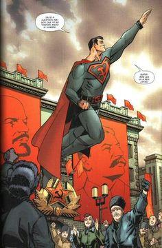 Superman Red Son ( en Rusia)