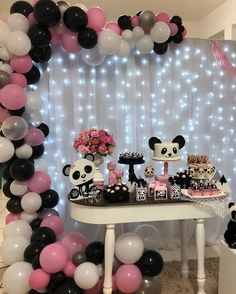 [New] The 10 Best Home Decor (with Pictures) - Banda birthday theme Let's Make ur Wedding Day Special And Elegant with Us For more information contact us via DM or call in 01203115188 . Panda Themed Party, Panda Birthday Party, Panda Party, First Birthday Parties, Girl Birthday, Kids Party Themes, Birthday Party Decorations, Simple Birthday Cake Designs, Panda Baby Showers