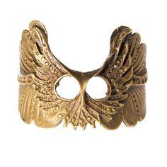 Owl mask cuff - alkemie