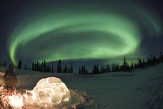 Fairbanks, Alaska ~ Northern Lights