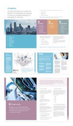 Acumen Design Deliver RD Sales Toolkit Including Brochure