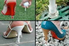 Really Cool Invention Ideas | This is definitely something my heel tips would love! My only concern ...