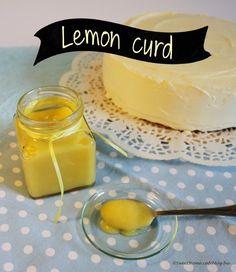 A lemon curd az angolok egyik nagy kedvence: sütemények tölteléke, krémek ízesítője, ötórai teához kínált kekszek kísérője az extra citrom ízű,... Izu, Lemon Curd, Food And Drink, Pudding, Cheese, Cookies, Baking, Cake, Sweet
