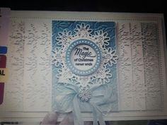Sue Wilson, Frame, Christmas, Home Decor, Picture Frame, Xmas, Decoration Home, Room Decor, Navidad