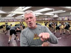 """""""Do the Gopher"""" - Minnesota Gophers Wrestling - Head Coach J Robinson and the No. 1 ranked Golden Gopher wrestling team invited fans to """"Do The Gopher"""" during the third quarter (dance) break of the Gophers' Nov. 24 football game against Michigan State University at TCF Bank Stadium!  ---  http://www.youtube.com/watch?v=h098s41JizY=youtu.be#"""