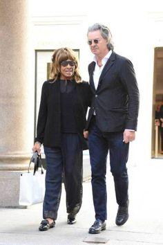 Tina Turner, june 2016