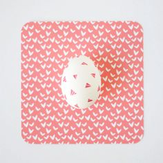 Little bits of washi tape make these Easter eggs the cutest (and the easiest!) around.