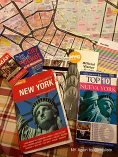 Modelo de itinerario de 7 días para primer visita a Nueva York. Un itinerario detallado día a día para que puedas organizar tu primer viaje a NY.