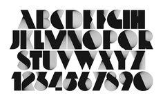 Neo Deco Typeface