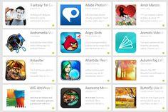 Nuestra recopilación de las mejores aplicaciones Android que no pueden faltar en tu Tablet o Smartphone. Mira la lista completa en: http://andesken.com/aplicaciones-android/