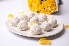 Zdrowe kokosanki z kaszy jaglanej | PODWÓJNA PORCJA