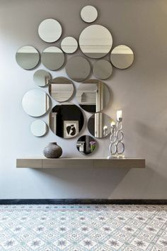 Modern Mirror Design for Living Room. Modern Mirror Design for Living Room. 15 Fascinating and Exceptional Modern Mirror Designs Decor Room, Living Room Decor, Living Rooms, Dining Decor, Kitchen Living, Dining Area, Bedroom Decor, Interior Design Living Room, Interior Decorating