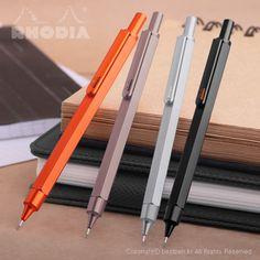 [로디아 [Script]스크립트 샤프 (4가지)] Stationary Supplies, Pencil Design, Foyer Design, Mechanical Pencils, Office And School Supplies, Writing Instruments, Stationery Design, Drawing Tools, Fountain Pen