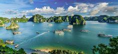 ha long bay by Minh Huyen Nguyen on 500px
