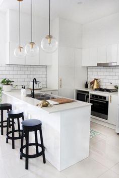 50+ Inspiring Small Kitchen Design Ideas