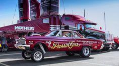 Old Mercury Comet Gasser - Passin' Gas - Vintage Drag Racing - 427 SOHC !!   #OldSchoolNHRA