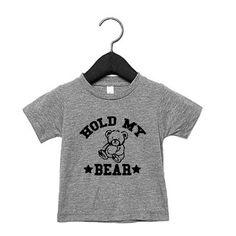 THE HOLD MY BEAR TEE
