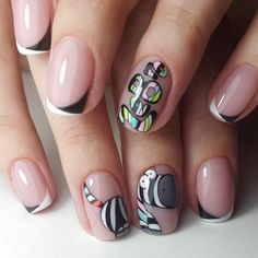 """105 Likes, 2 Comments - Цилюрик Наталья 💅 (@natalimyname) on Instagram: """"#nails #nailskiev #nailsmoscow #manicure #manicurekiev #manicuremoscow #manicurespb #naildesigns…"""""""
