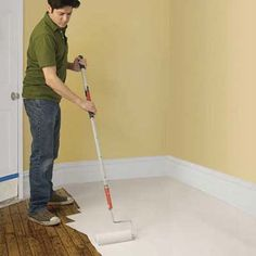 Photo: Kolin Smith | thisoldhouse.com | from How to Paint a Floor