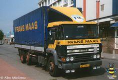 DAF 2300 VT-33-KX Frans Maas  archief: Frans Maas - Alex Miedema