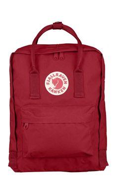 Fjallraven Kånken Classic Backpack Deep Red - Fjallraven