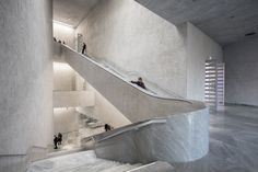 Gallery of Christ & Gantenbein's Kunstmuseum Basel Photographed by Laurian Ghinitiou - 3